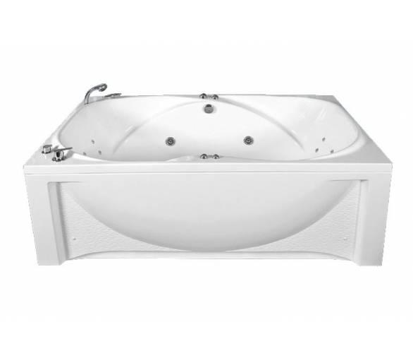 Акриловая ванна Тритон Атлант 205*120