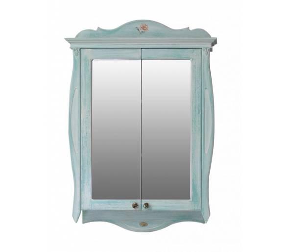 Зеркальный шкаф Ривьера