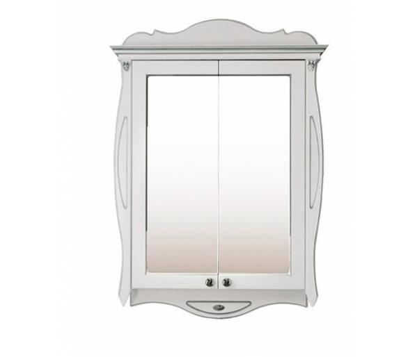 Зеркальный шкаф Ривьера ivory