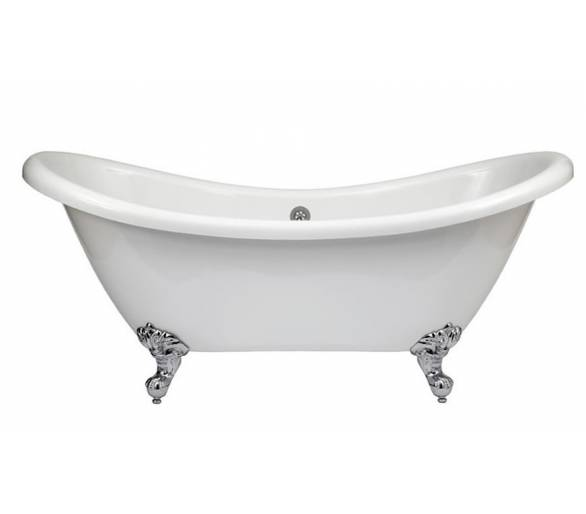 Отдельностоящая ванна Atlantis C-3140 белая