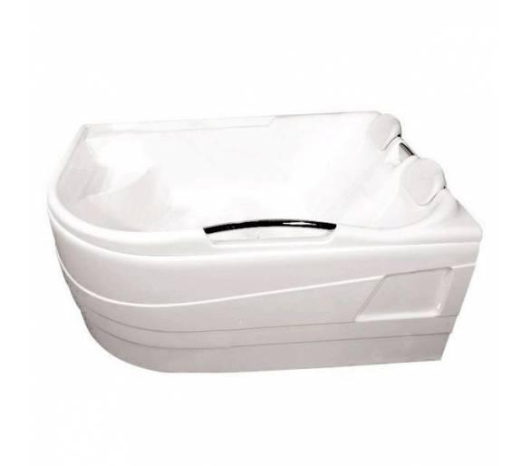Акриловая ванна Тритон Респект левая 180*130 + панель + ножки