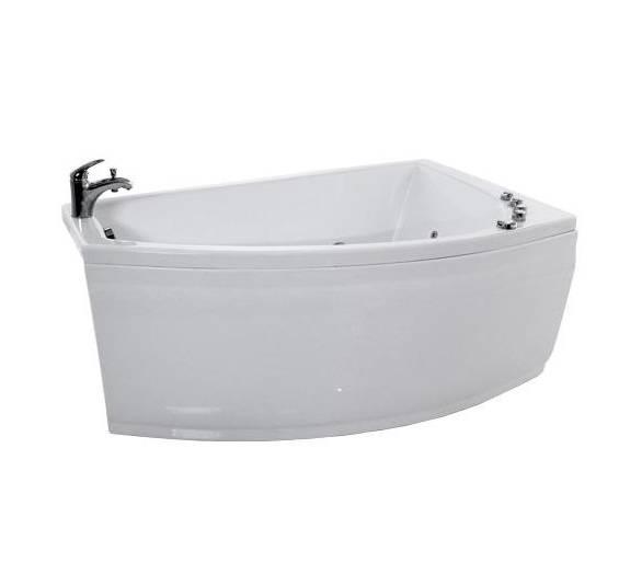 Акриловая ванна Тритон Бэлла 140*76 левая