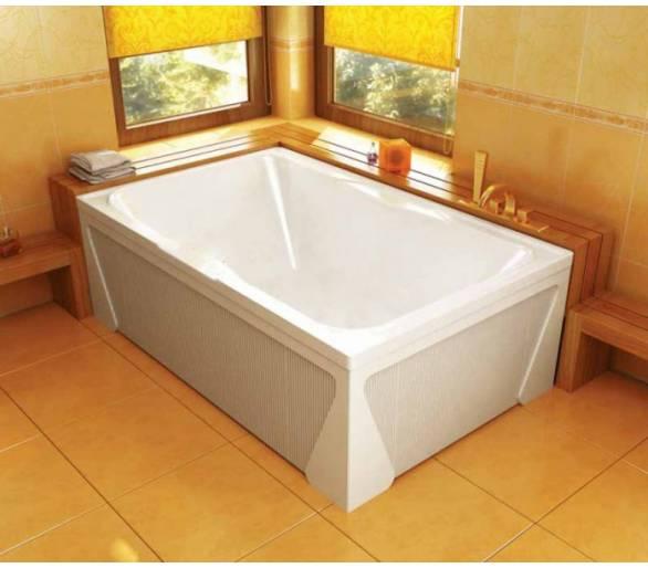 Акриловая ванна Тритон Соната 180*115 + панель + ножки