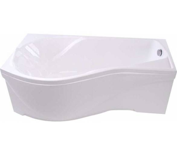 Акриловая ванна Тритон Мишель 170*96 правая