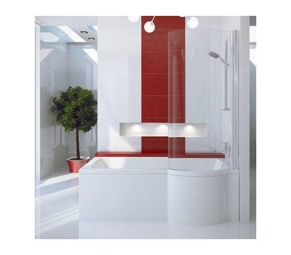 Акриловая ванна  INSPIRO 160Х70 см.