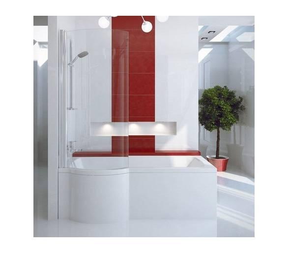 Акриловая ванна  INSPIRO 150Х70 см.