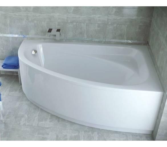 Акриловая ванна BESCO CORNEA 150Х100 см.