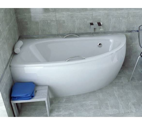 Акриловая ванна BESCO MILENA 150Х70 см.