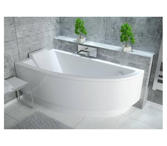 Акриловая ванна BESCO PRAKTIKA 150Х70 см.