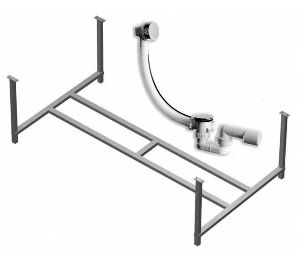 Каркас для акриловой ванны Тритон Пеарл-Шелл