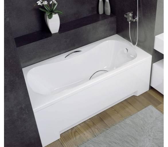 Акриловая ванна BESCO ARIA PLUS 170X70 см.