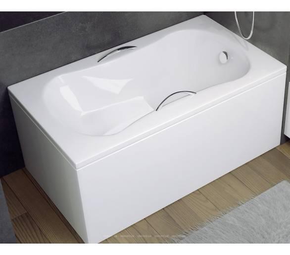 Акриловая ванна BESCO ARIA REHAB 120X70