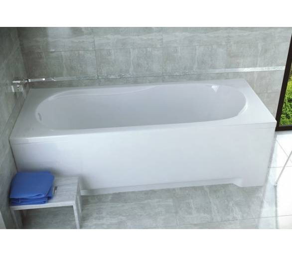 Акриловая ванна BESCO BONA 140X70 см.