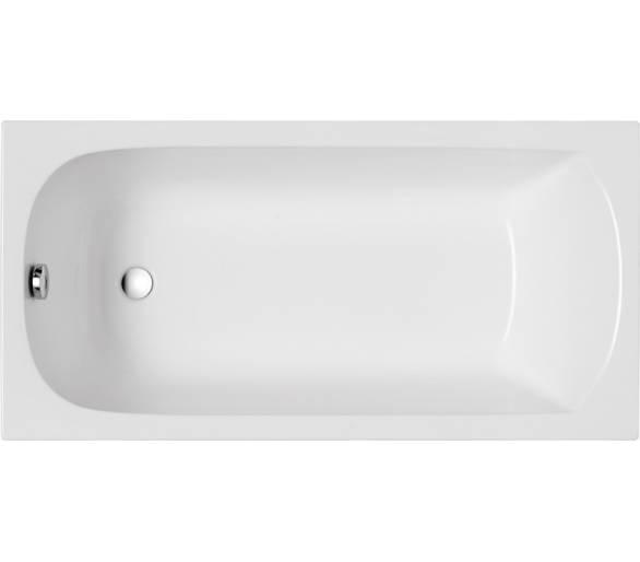 Акриловая ванна Polimat Classic 150x70 см.
