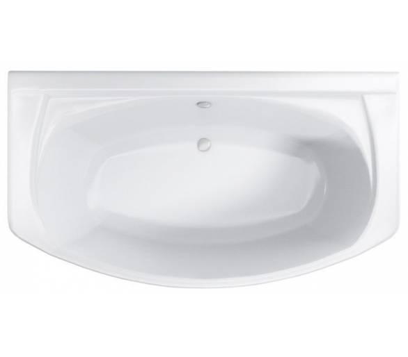 Акриловая ванна POLIMAT ELEGANCE 180х100 см.