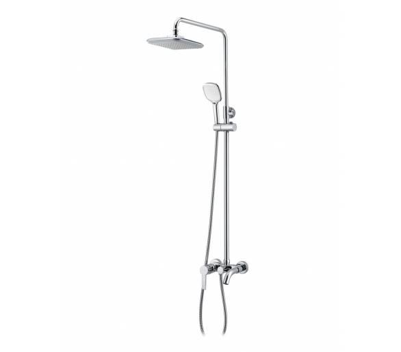 Душевая система для ванны Imprese Bila Desne
