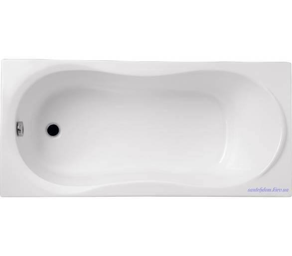 Акриловая ванна Polimat Gracja 180x80 см.