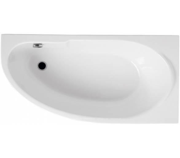 Акриловая ванна Polimat Miki 140x70 см.