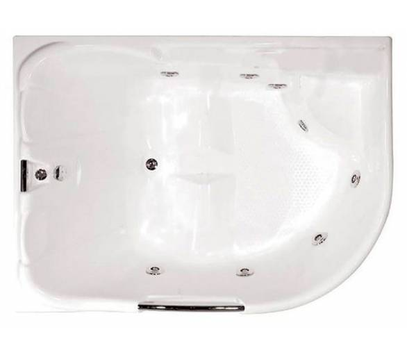 Гидромассажная ванна Тритон Респект  180*130 правая