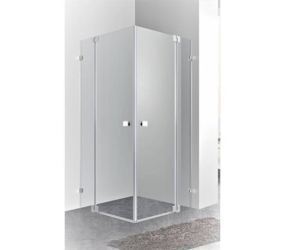 UNICUM Душевая кабина квадратная 90*90 см, стекло 8мм