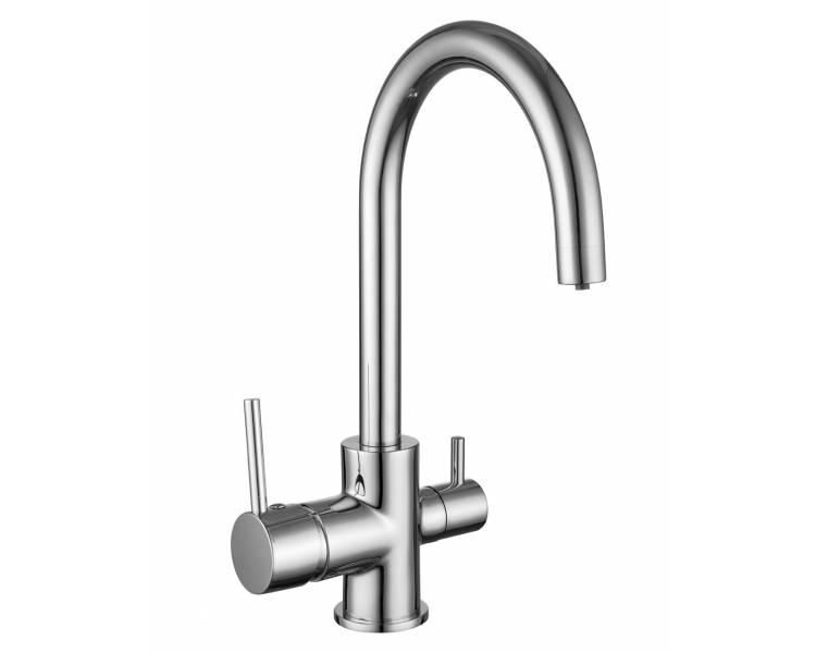 Смеситель для кухни IMPRESE DAICY-U с подключением питьевой воды
