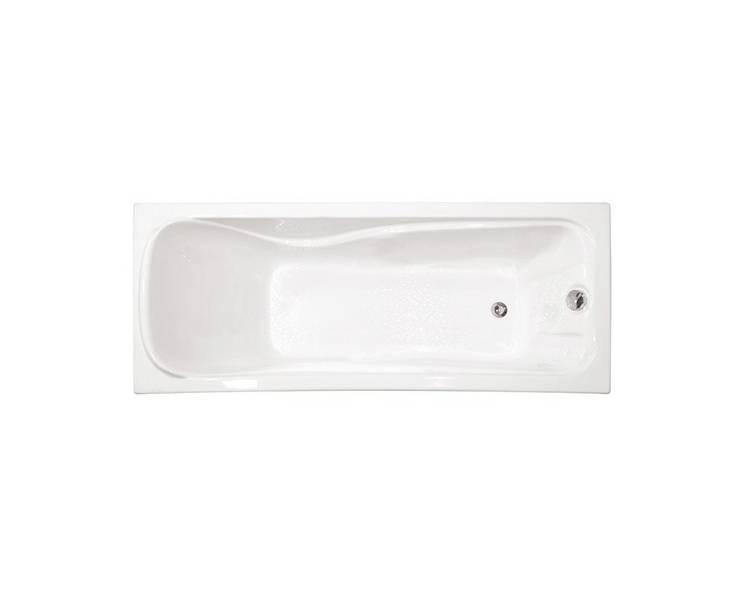 Акриловая ванна Тритон Стандарт 170*70 + ножки