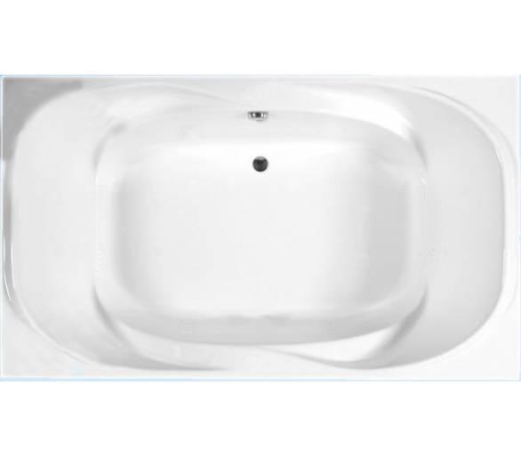 Акриловая ванна Тритон Атлант 205*120 + панель + ножки