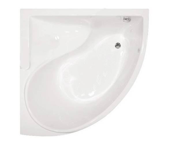 Акриловая ванна Тритон Синди 125*125