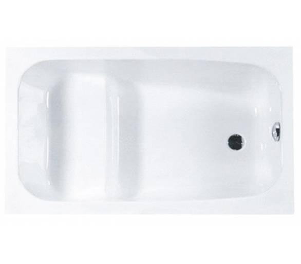 Акриловая ванна Тритон Арго 1200х700 с сиденьем