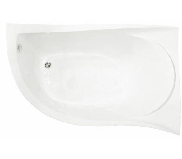 Акриловая ванна Николь 160х100 (лев прав.)