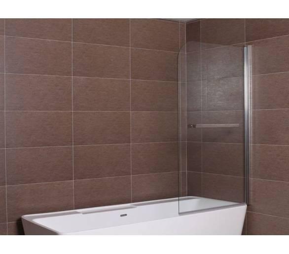 Перегородка для ванной (распашная дверь) PIVOT (800*1400), PV80B (Tr)