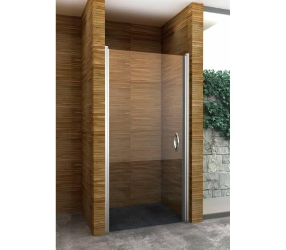 Перегородка для душа (распашная дверь) PIVOT (800*1900), PV80S (Tr)