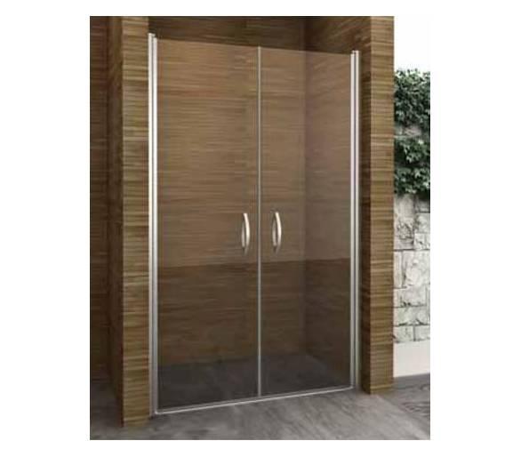 Перегородка для душа (распашные двери) PIVOT (1000*1900), PV100S2 (Tr)