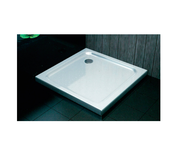 Поддон для душа полимерно-композитный квадратный 900*900*50 ST9090Q