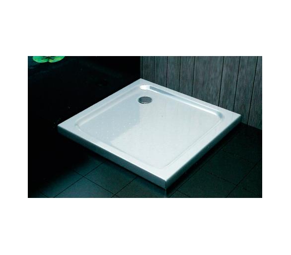 Поддон для душа полимерно-композитный квадратный 1000*1000*50 ST100100Q