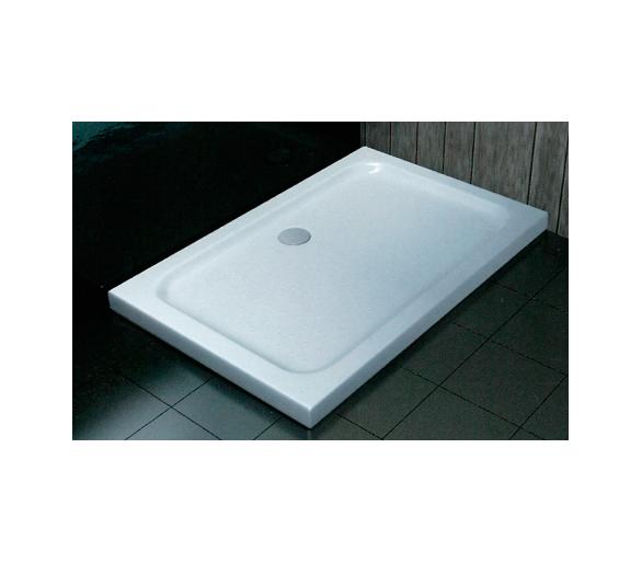Поддон для душа полимерно-композитный прямоугольный 1000*800*50 ST10080Q
