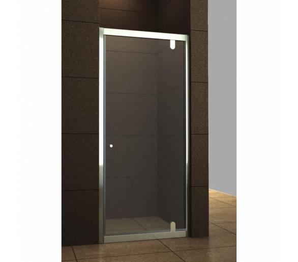 Перегородка душа распашная дверь TWIRL (900х1900), TW90S (Tr)