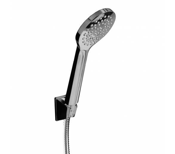 NEMO набор душевой (ручной душ 1 режим, шланг, держатель)