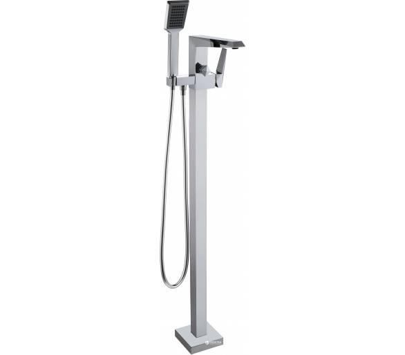 ORLANDO Смеситель для ванны, отдельностоящий, хром, 35 мм