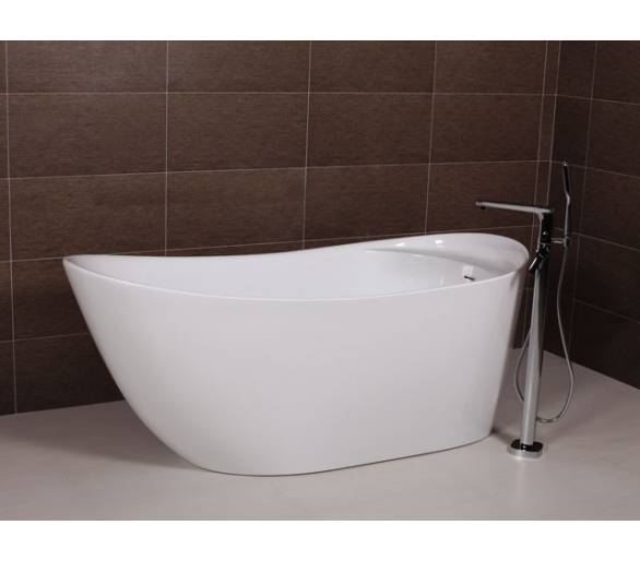 Ванна отдельностоящая акриловая AW519 170*76  с сифоном