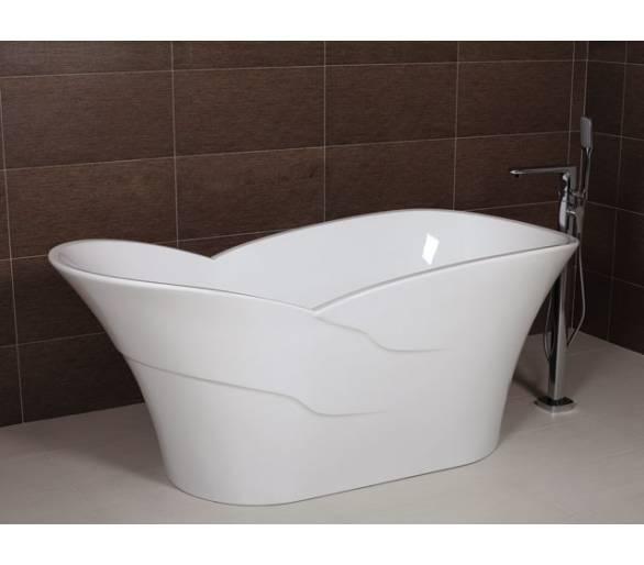 Ванна отдельностоящая акриловая AW533 173*78 с сифоном