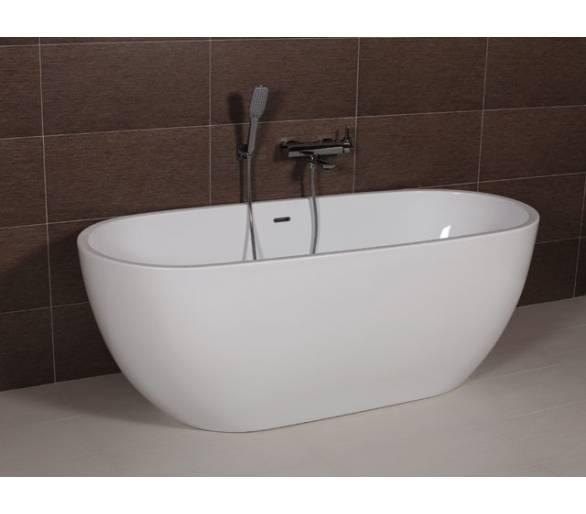 Ванна отдельностоящая акриловая AW421-2 150*730*60 см.