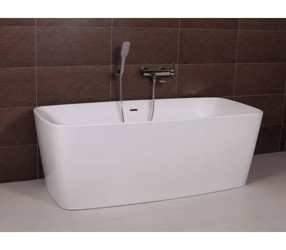 Ванна отдельностоящая акриловая  AW441 170*77 с сифоном