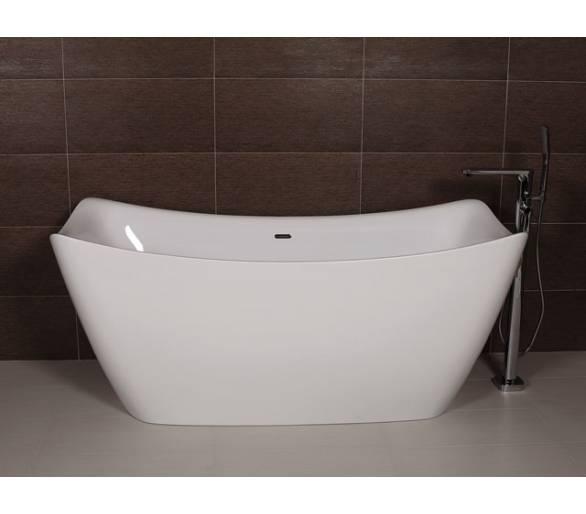 Ванна отдельностоящая акриловая AW534 170*78 с сифоном
