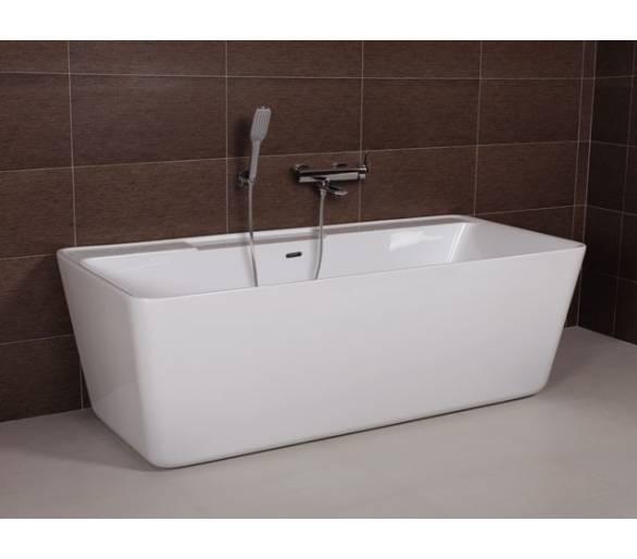 Ванна отдельностоящая акриловая AW527 181*81 с сифоном