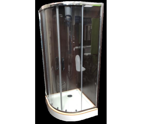 Душевая кабина Veronis KN-3-100 Premium прозрачная