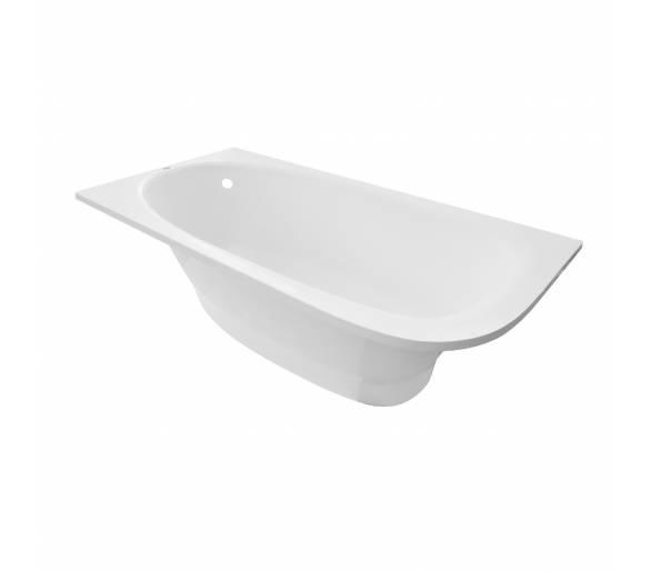 Ванна из искусственного камня Рок-Дизайн Селена Плюс 165*80 купить со скидкой