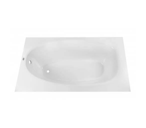 Ванна из искусственного камня Rock Design Классика Плюс 170*80