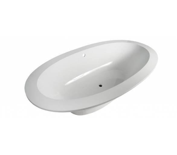 Ванна из искусственного камня Рок-Дизайн Гармония плюс 202*110