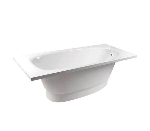 Ванна из искусственного камня Рок-Дизайн Классика 185*80 купить